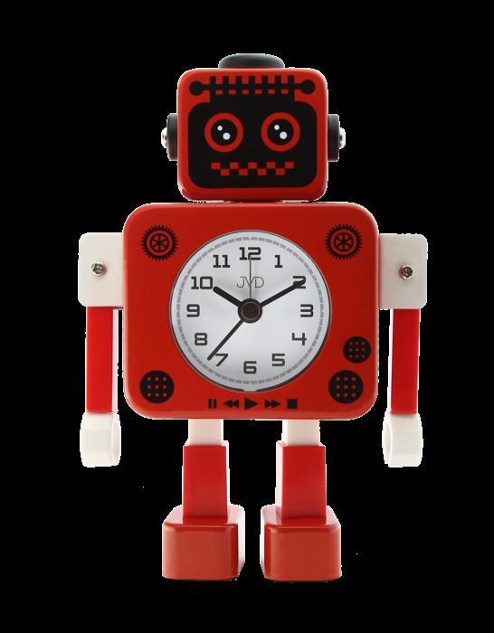 Dětský budík JVD ROBOT SRP2312.4 158099