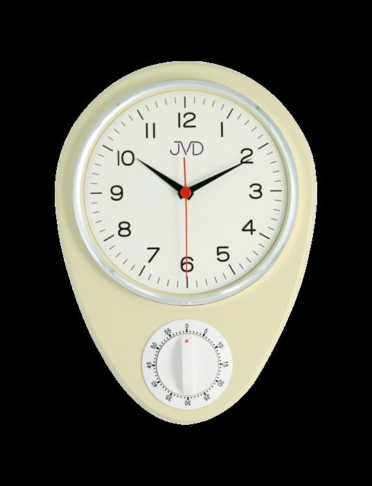 Hodiny na zeď Hodiny s minutkou JVD HO365.2 158106 Designové hodiny