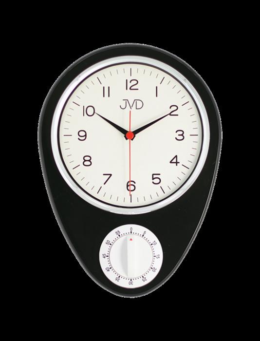 Hodiny na zeď Hodiny s minutkou JVD HO365.3 158105 Designové hodiny