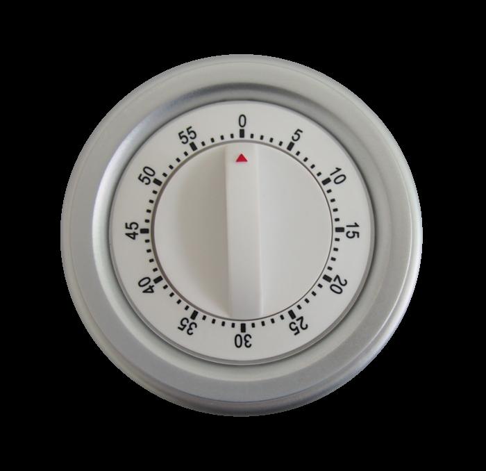 Hodiny na zeď Mechanická minutka JVD HO295.1 158057 Designové hodiny