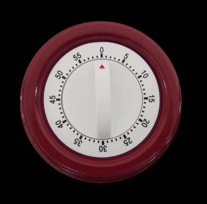 Hodiny na zeď Mechanická minutka JVD HO295.2 158058 Designové hodiny