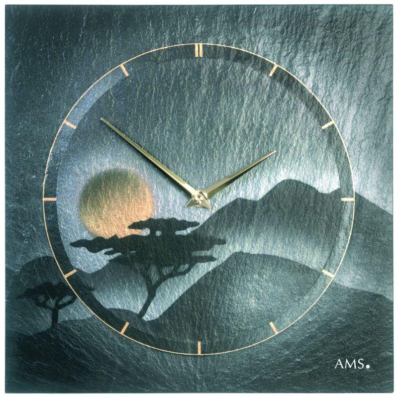 Nástěnné hodiny AMS 9514 157915