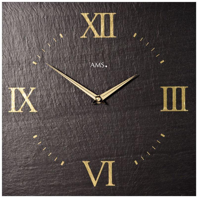Nástěnné hodiny AMS 9517 157912