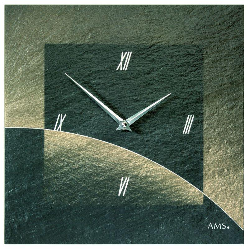 Nástěnné hodiny AMS 9519 157914