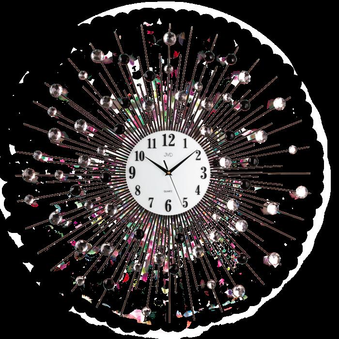 Nástěnné hodiny JVD design HJ21 158090