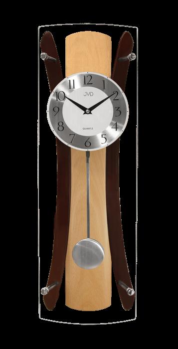 Hodiny na zeď Nástěnné hodiny JVD N16022/68 157938 Designové hodiny