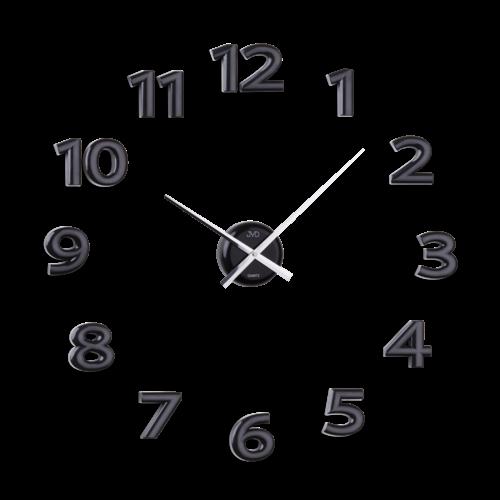 Nástěnné nalepovací hodiny JVD HB12.1 157876