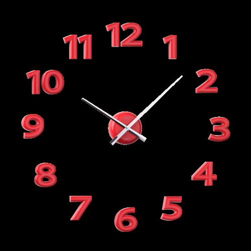 Nástěnné nalepovací hodiny JVD HB12.3 157878