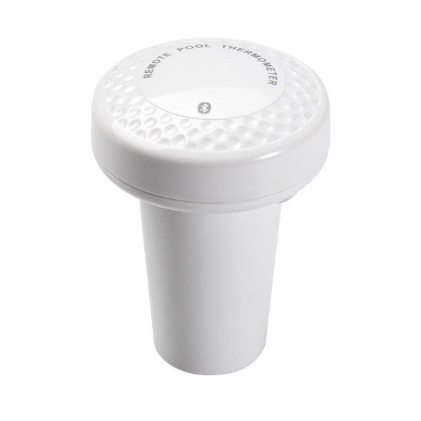 Hodiny na zeď Bazénový teploměr A510.2 Smartphone, Bluetooth 160609 Designové hodiny