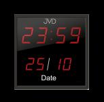 Digitalní nástěnné hodiny JVD DH41 160595
