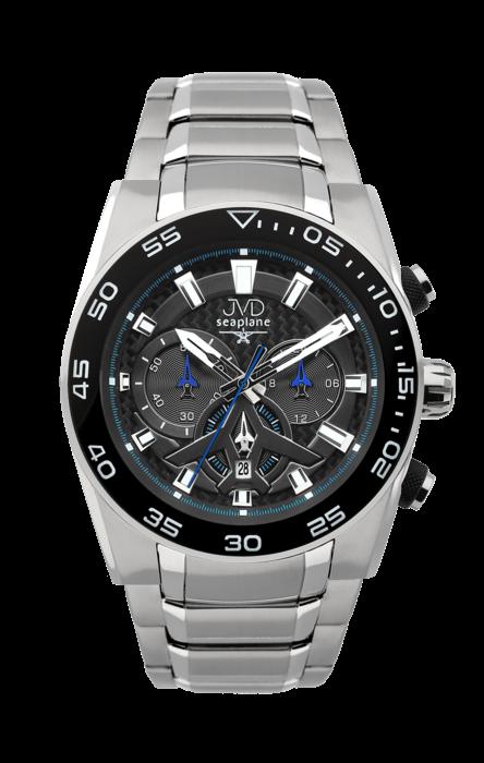 Hodiny na zeď Náramkové hodinky Seaplane MOTION JVDW 49.2 160544 Designové hodiny