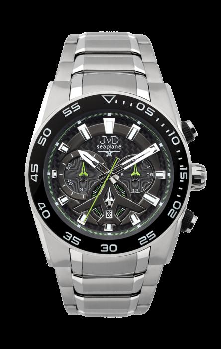 Hodiny na zeď Náramkové hodinky Seaplane MOTION JVDW 49.4 160542 Designové hodiny
