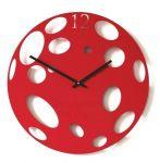 Designové hodiny Diamantini a Domeniconi Red Moon 50cm 160802