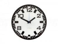 Fisura nástěnné hodiny Zurich 40cm 160813
