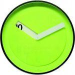 Nástěnné hodiny Twins 08 green 30cm 160903