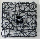 Designové hodiny Diamantini a Domeniconi Ti Aspeto black 32cm 160954
