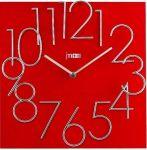 Designové nástěnné hodiny 14535R Lowell 30cm 161103