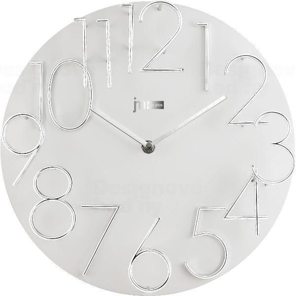 Lowell Italy Designové nástěnné hodiny 14536B Lowell 32cm 161096