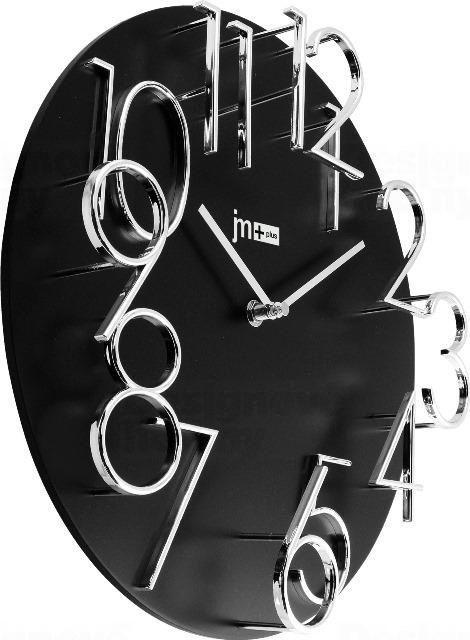 Lowell Italy Designové nástěnné hodiny 14536N Lowell 32cm 161095