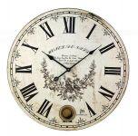 Designové nástěnné hodiny 21407 Lowell 48cm 161097