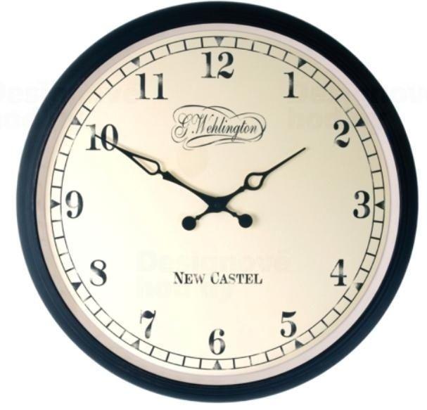 NeXtime Designové nástěnné hodiny 2655 Nextime Antik 35cm 161020