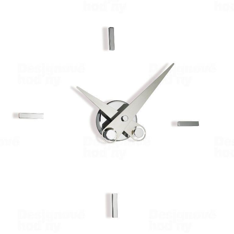 Designové nástěnné hodiny Nomon Puntos Suspensivos 4i 50cm 160949