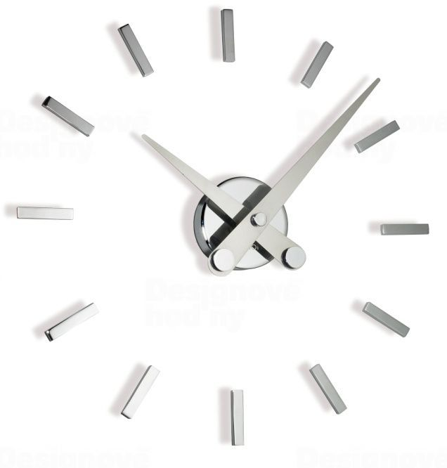 Designové nástěnné hodiny Nomon Puntos Suspensivos 12i 50cm 160955
