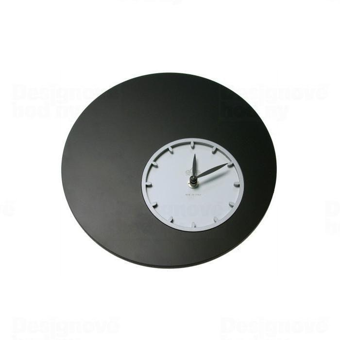 Hodiny na zeď Designové nástěnné hodiny 1200 Calleadesign 26cm (20 barev) Barva béžová 161201 Designové hodiny
