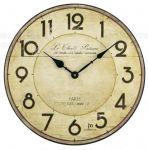 Designové nástěnné hodiny 21415 Lowell 34cm 161137