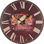 Designové nástěnné hodiny Lowell 21428 Clocks 34cm 161138