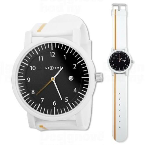 NeXtime Designové hodinky 6015 Nextime Quick 161358
