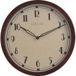 Designové nástěnné hodiny 3055 Nextime Royal 34cm 161335