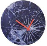 Designové nástěnné hodiny 8147 Nextime Crash 43cm 161353