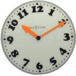 Designové nástěnné hodiny 8152 Nextime Girl 43cm 161346