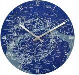 Designové nástěnné hodiny 8814 Nextime Milky Way 30cm 161338