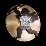 Designové nástěnné hodiny Discoclock 032GB Eros 30cm 161451