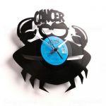 Designové nástěnné hodiny Discoclock Z04 Rak 30cm 161420