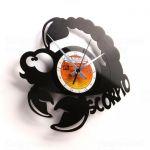 Designové nástěnné hodiny Discoclock Z08 Štír 30cm 161424