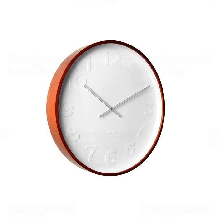 Designové nástěnné hodiny KA5471 Karlsson 38cm 161365
