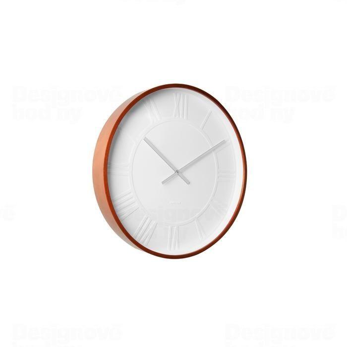 Designové nástěnné hodiny KA5472 Karlsson 38cm 161366