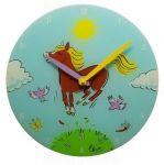 Dětské nástěnné hodiny 8812 Nextime Jump For Toy 30cm 161339