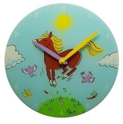 NeXtime Dětské nástěnné hodiny 8812 Nextime Jump For Toy 30cm 161339