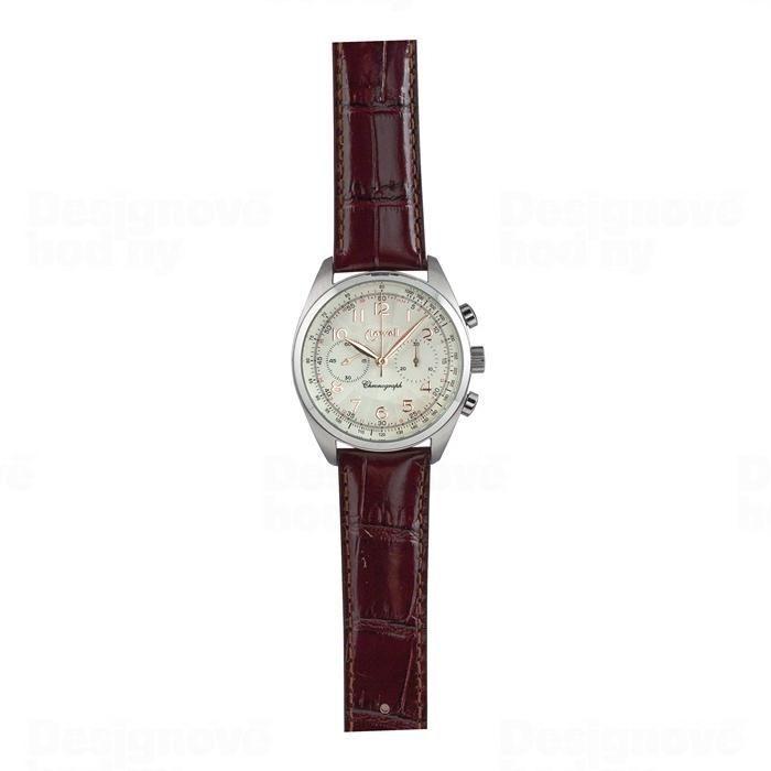 Lowell Italy Hodinky Lowell OSCAR 24 chronograph 161524