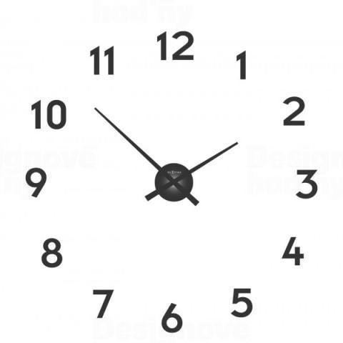 NeXtime Designové nástěnné hodiny 3074zw Nextime Small hands 48cm 161822