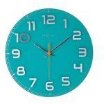 Designové nástěnné hodiny 8817tq Nextime Classy round 30cm 161847