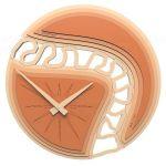 Designové hodiny 10-102 CalleaDesign 45cm (více barev) Barva terracotta - 24 161990