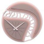 Designové hodiny 10-102 CalleaDesign 45cm (více barev) Barva švestkově šedá - 34 161991