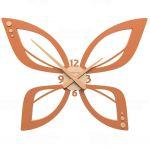 Designové hodiny 10-103 CalleaDesign Farfy 55cm (více barevných verzí) Barva švestkově šedá - 34 162038