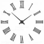 Designové hodiny 10-310 CalleaDesign (více barev) Barva rubínová tmavě červená - 65 162621