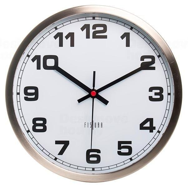 Designové nástěnné hodiny CL0071 Fisura 40cm 163405